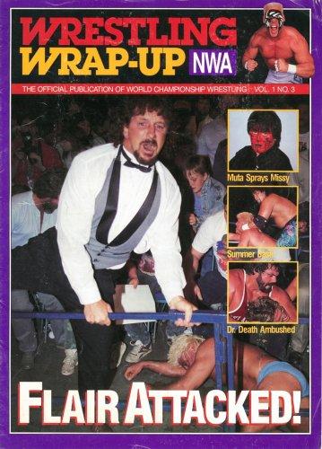 Wrestling Wrap-Up újság