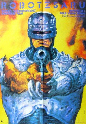 Robotzsaru filmplakát