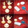 Játék kávéskészlet és játékkonyha kiegészítők