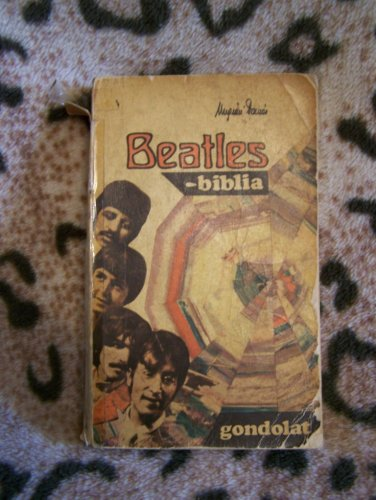 Beatles Biblia könyv