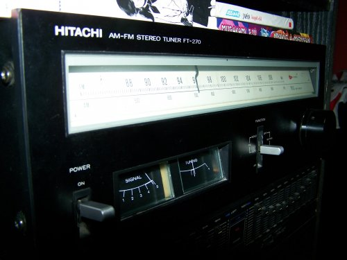 Hitachi FT-270 Tuner