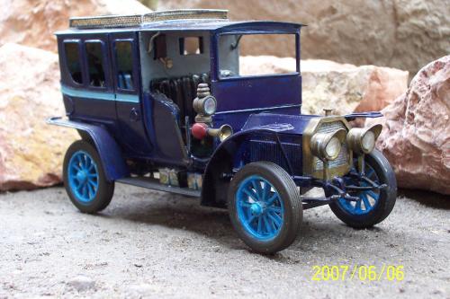 Fiat Autó modellek 1890-1970 között ( Fiat coupe sedan 1907 )