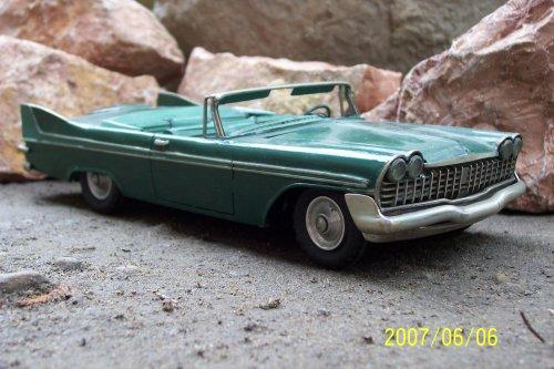 Autó modellek 1890-1970 között (  Plymouth Sport Fury Convertible 1959 )