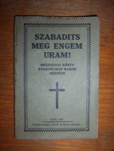 Imádságos könyv