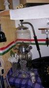 Lombik kávéfőző