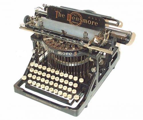 Densmore írógép