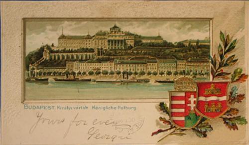 Budapest Királyi vár