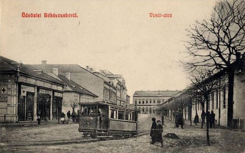 Békéscsaba Vasút-utca
