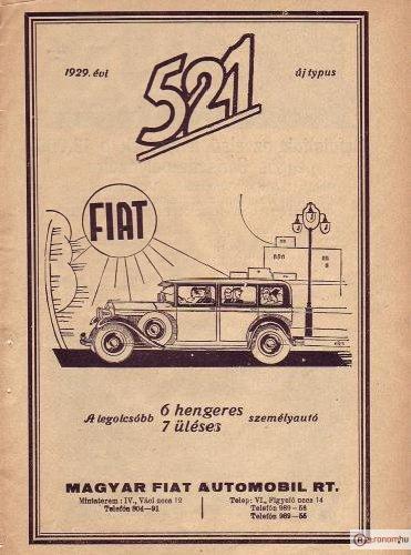 Fiat 521
