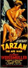 Tarzan c. film plakatja