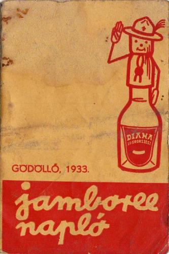 Cserkész Jamboree napló