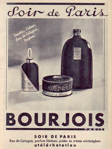 Bourjois parfüm