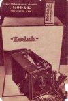 Kodak fényképezőgép