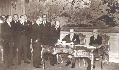 Jugoszláv-magyar barátsági szerződés