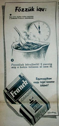 Franck kávé