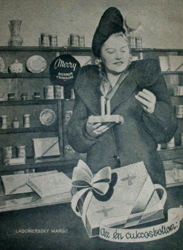 Merry bonbon - Ladomerszky Margit