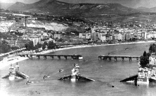 Margit híd Manci híd