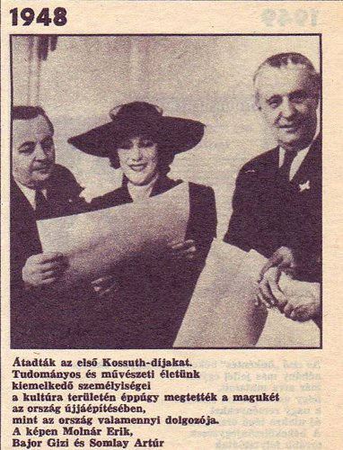Első Kossuth-díj