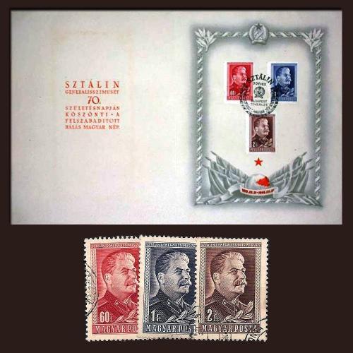 Sztálin 70. születésnapja