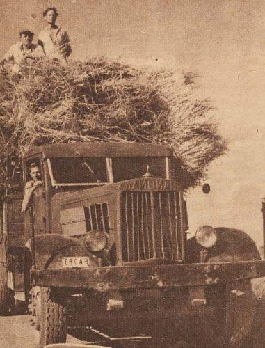 Hanomag tehergépkocsi