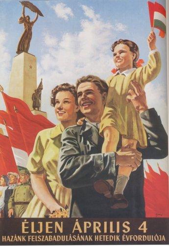 Április 4 plakát