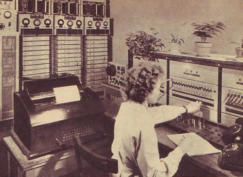 Telexgép