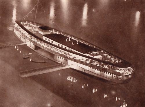 Szőke Tisza I. hajó