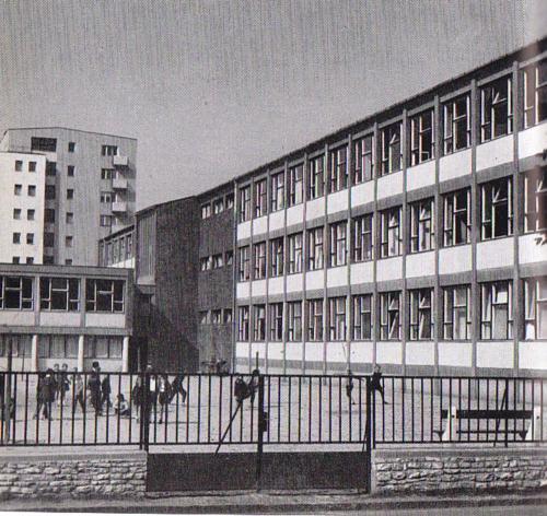 József Attila Lakótelep új iskolája