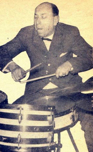Kovács Gyula dzsesszdobos