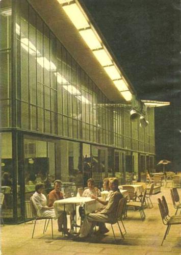 Balatonföldvár Motel Étterem