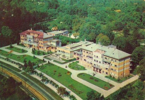 Sopron Lővér SZOT üdülőszálló