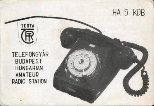 Terta telefon