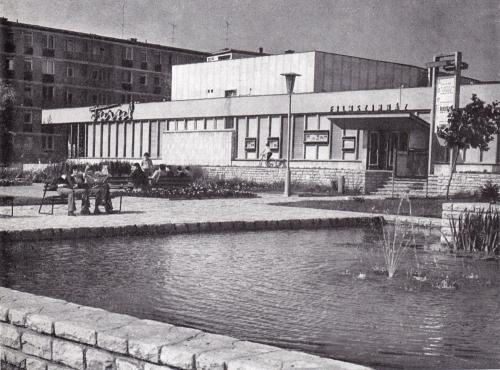 Tatabánya Turul fimszínház