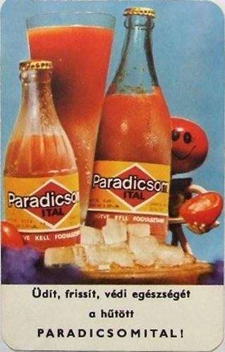 Paradicsom ital