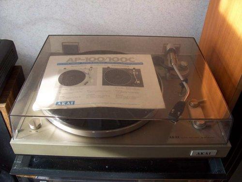 AKAI lemezjátszó AP-100C