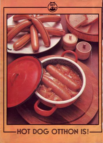 Hot Dog kolbász