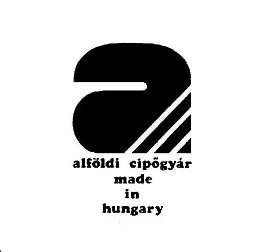 Alföldi Cipőgyár embléma III.