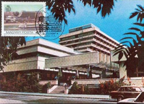 Margitszigeti Thermal Hotel
