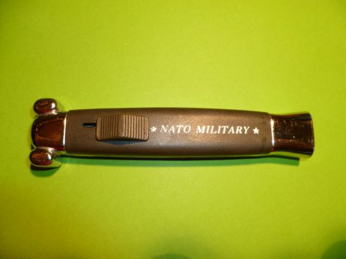 Rugósbicska,automata kés,rugóskés,nato military kés,lengyel bicska