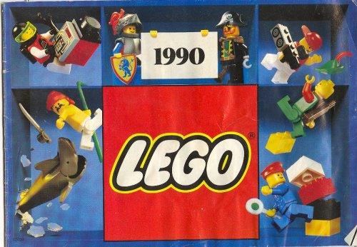 LEGO katalógus