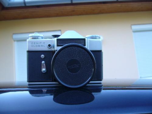 Zenit fényképezőgép E Global