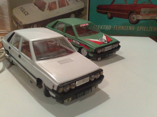 polonez fso távirányítós autó