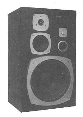 Videoton DC3011 Hangsugárzó