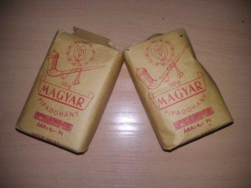 Magyar pipadohány
