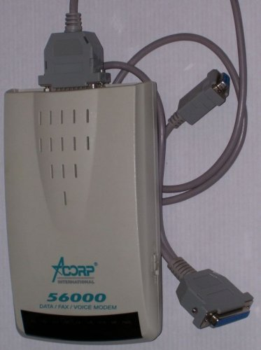 Acorp 56000 Modem