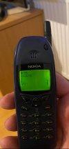 Nokia 6110.