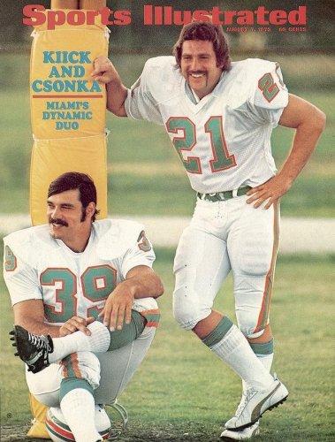 Larry Csonka - NFL játékos