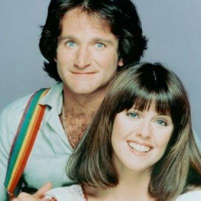 Robin Williams - Egy Úr az űrből