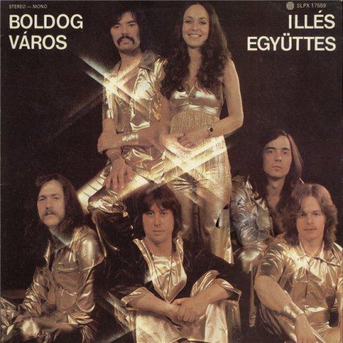 Illés lemez - Boldog város 1978