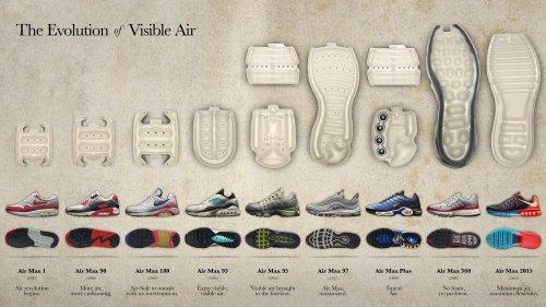Nike Air Max Story